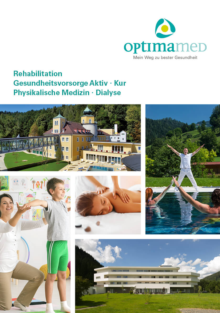 OptimaMed Imagefolder Gesundheit Reha